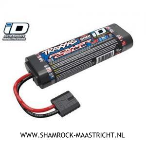 Traxxas Series 4 Power Cell 6-Cell NiMH Battery, 4200mAh (NiMH, 6-C flat, 7.2V, 4A) ID