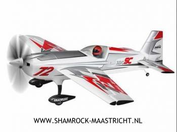 Multiplex Extra 330SC RR Rood/Zilver